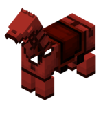 Red Leather Horse Armor.png