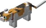 Tamed Calico Cat with Red Collar.png