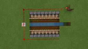 auto farming minecraft