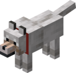 Tamed Wolf with Red Collar.png