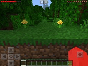 minecraft damage indicator