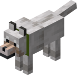 Tamed Wolf with Green Collar.png