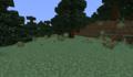 自然に生成されたスイートベリーの茂み