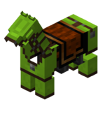 Lime Leather Horse Armor.png