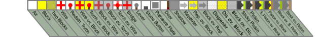 Redstone Simulator v2.2용 기호 가이드