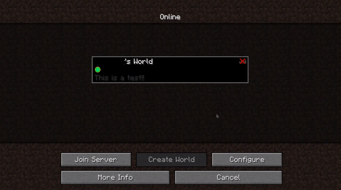 Dating server minecraft 1.7.5