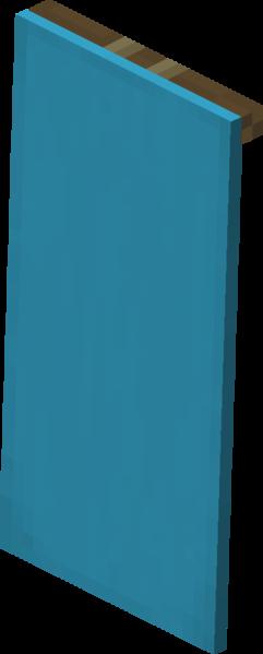 Plik:Jasnoniebieska chorągiew naścienna.png