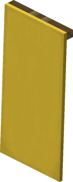 Plik:Żółta chorągiew naścienna.png