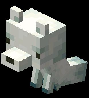 Plik:Mały siedzący śnieżny lis.png