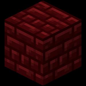 Plik:Blok czerwonej Netherowej cegły.png