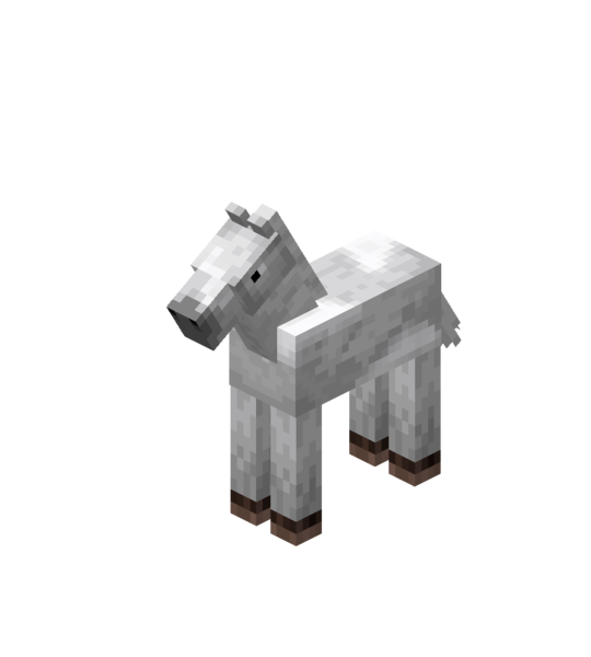 Plik:White Baby Horse with White Field.png