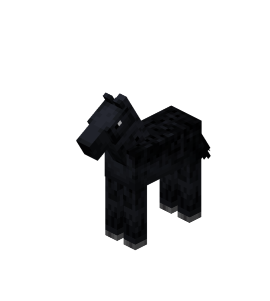 Plik:Black Baby Horse with Black Dots.png