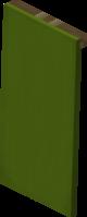Zielona chorągiew naścienna.png