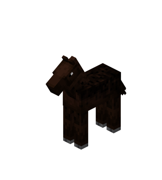 Plik:Darkbrown Baby Horse with Black Dots.png