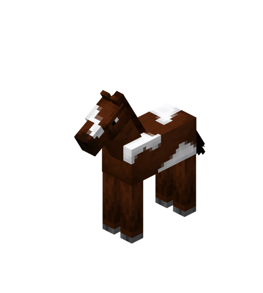Plik:Brown Baby Horse with White Field.png