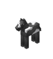 Gray Baby Horse with White Field.png