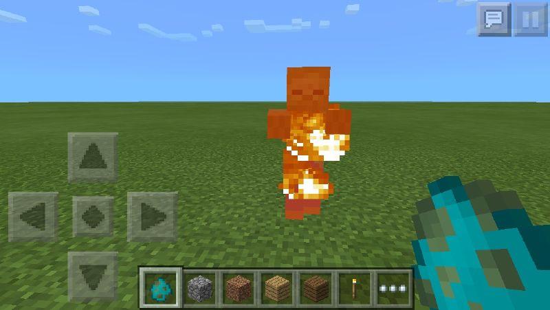 Plik:Palący się zombie w Pocket Edition.jpg
