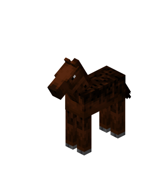 Plik:Brown Baby Horse with Black Dots.png