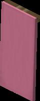 Różowa chorągiew naścienna.png