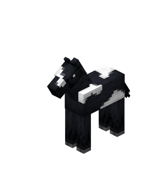 Plik:Black Baby Horse with White Field.png