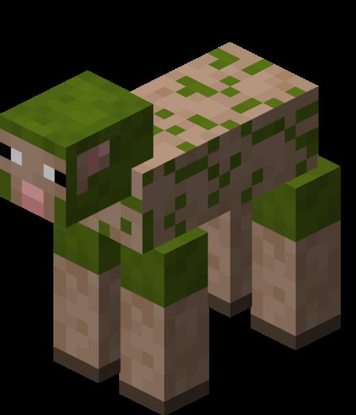 Plik:Owca ostrzyżona zielona.png