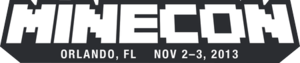 Logo MINECON 2013.png