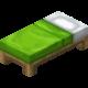 Jasnozielone łóżko.png