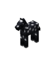 Black Baby Horse with White Spots.png
