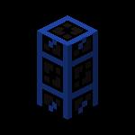 Лазуритовая транспортная труба (BuildCraft).png