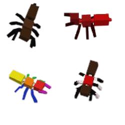 мод на майнкрафт 1 8 9 муравей