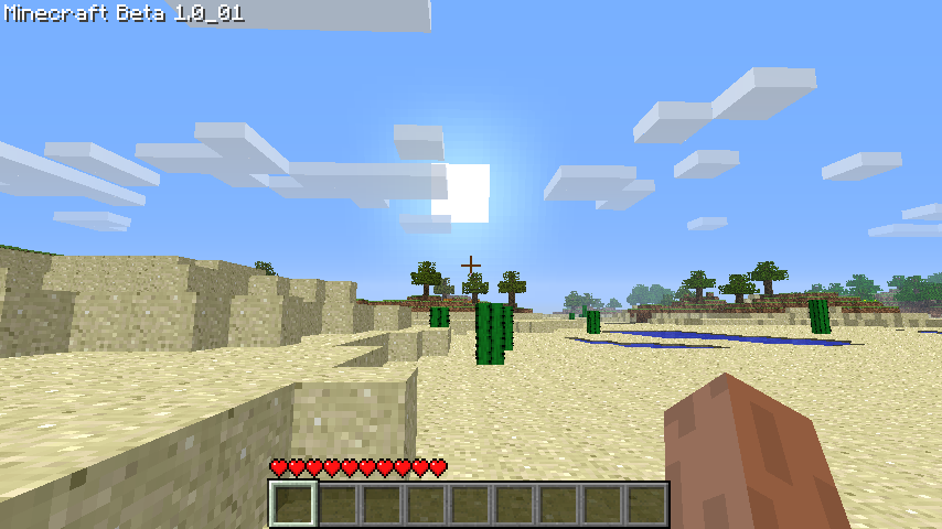 Minecraft Beta 1.0
