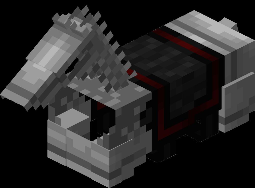 Железная броня в майнкрафт картинка
