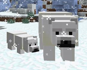 Белый медведь карточка.png