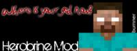 Логотип (Herobrine Mod).png