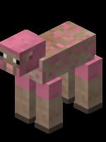Розовая стриженная овца.png
