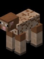 Коричневая стриженная овца.png