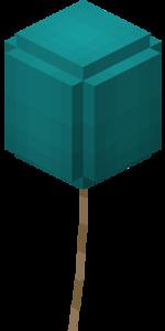 Бирюзовый воздушный шар.png