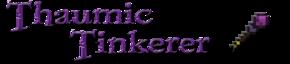 Логотип (Thaumic Tinkerer).png