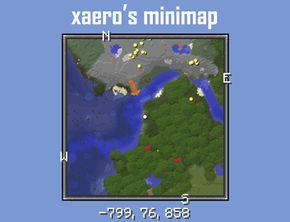 Логотип (Xaero's Minimap).jpg