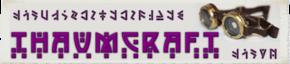 Логотип (Thaumcraft 4).png