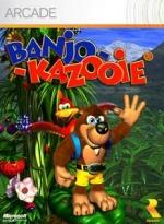 Обложка XBLA-версии игры Banjo-Kazooie.
