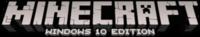 Іконка Minecraft Windows 10 Edition.png