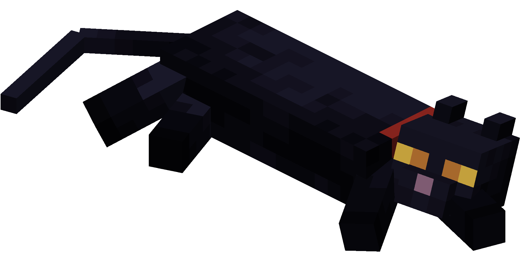 Shadow Cat Minecraft Skin
