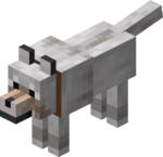 Tamed Wolf with Brown Collar.png