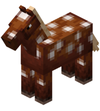 Chestnut Horse with White Spots JE5 BE3.png