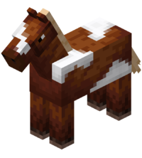 Chestnut Horse with White Field JE5 BE3.png