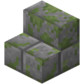 Mossy Stone Brick Stairs JE2 BE1.png