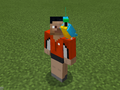 Cyan Parrot on Cyclist Steve.png