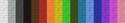 Beta羊毛顏色色譜
