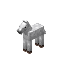 Baby White Horse with White Spots.png